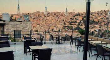 Paloma Rooftop Amman