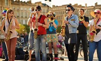 Paris Sokak Müziği Festivali