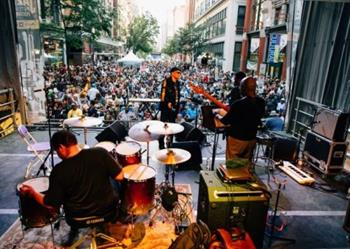 Pittsburgh International Jazz Festival
