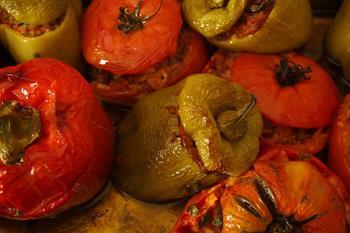 Plnena Paprika