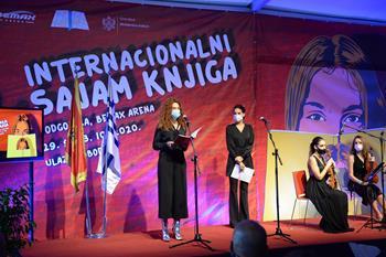 Podgorica Kitap Fuarı