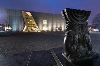 Polonya Yahudi Tarihi Müzesi