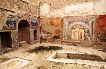 Pompei Antik Kenti