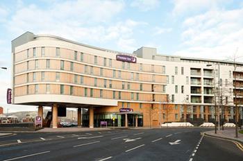 Premier Inn Belfast Titanic Quarter Hotel