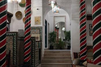 Restaurant Cafe El Mrabet