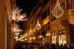 Roma'da Noel