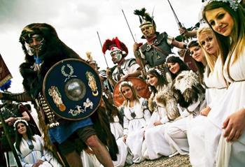 Roma'nın Kuruluş Günü