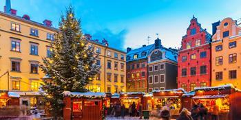 Rotterdam'da Noel