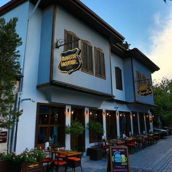 Route Hotel Kaleiçi