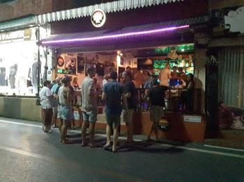 Russell Sunset Bar