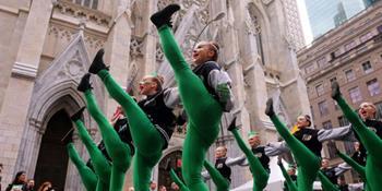 Saint Patrick Günü Geçidi