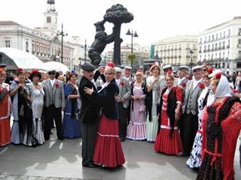 San Isidro/Madrid Şenlikleri