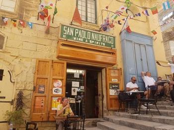 San Paolo Naufrago