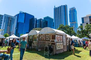 Sanat Şehri Austin