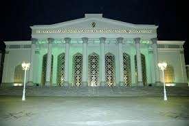 Saparmurat Türkmenbaşı Baş Dram Tiyatrosu