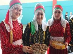 Sason Ceviz-Bal-Çilek Festivali