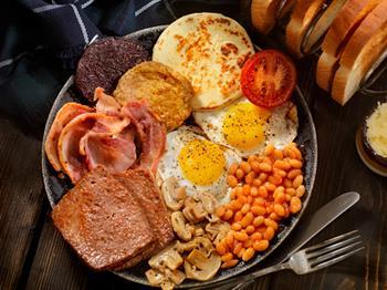 Scottish Kahvaltısı