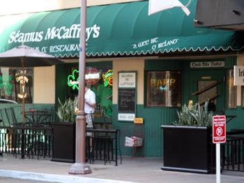 Seamus McCaffrey's Irish Pub & Restaurant