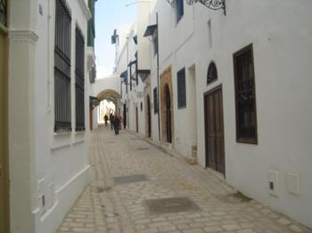 Sidi Brahim ve Pacha Caddeleri