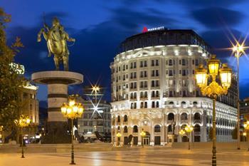 Skopje Mariott Hotel
