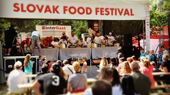 Slovak Yemek Festivali