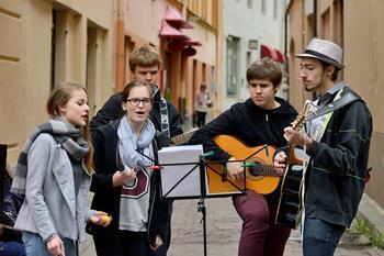 Sokak Müzisyenleri Festivali
