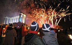 Edinburgh'ta Festivaller - Fuarlar - Önemli Günler
