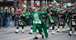 St. Patrick Günü Geçit Töreni
