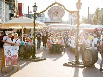 St. Pauli Winzerfest