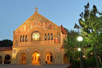 Stanford Memorial Kilisesi