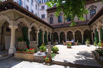 Stavropoleos Manastırı