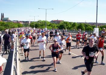 Stockholm Maratonu