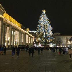 Stuttgart'ta Noel