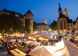 Stuttgart Weindorf Şarap Festivali