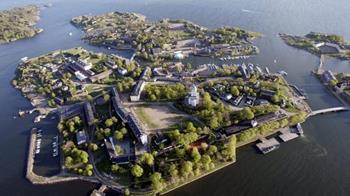 Suomenlinna Adası