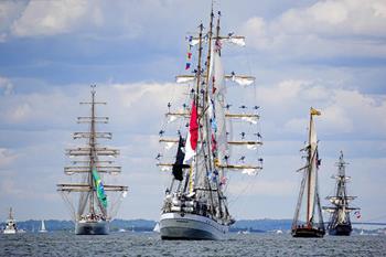 Tall Ships Festivali