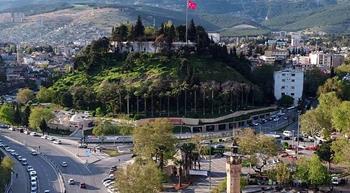 Tarihi Maraş Kalesi