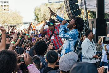 Tarihi Oakland Müzik Festivali
