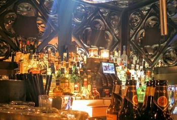 The Little One Speakeasy Bar