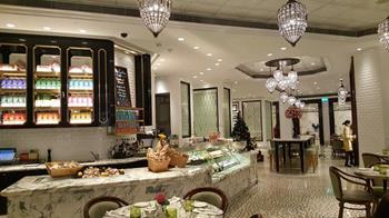 The Ritz-Carlton Cafe