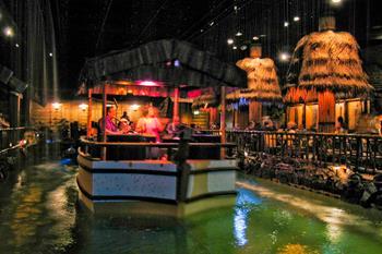 Tonga Room & Hurricana Bar