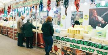 Türk Kültür Sanat Şenliği Ve Yöresel Ürünler Festivali