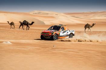 UAE (Abu Dhabi) Desert Challenge