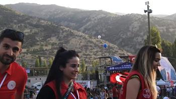 Uludere Gençlik ve Huzur Festivali