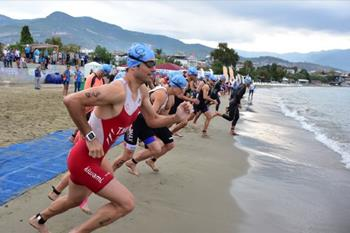 Uluslararası Alanya Triathlon Yarışları