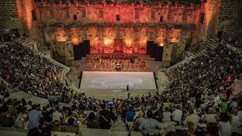 Uluslararası Aspendos Opera Ve Bale Festivali