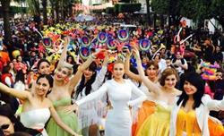 Uluslararası Portakal Çiçeği Karnavalı