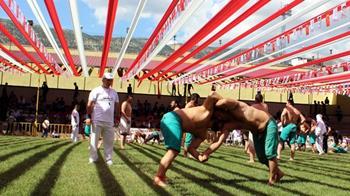 Uluslararası Şalvar Güreş Festivali