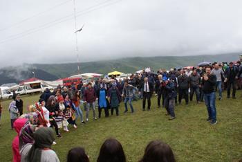 Uluslararası Trabzon Dede Korkut Boğaçhan Kültür Ve Sanat Festivali