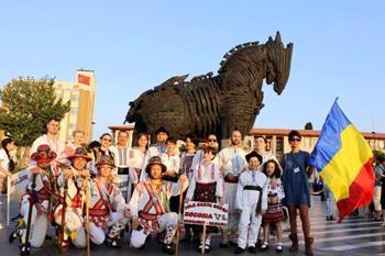 Uluslararası Troya Halk Dansları Festivali